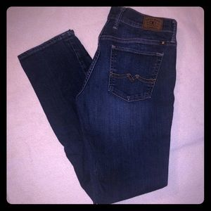 Lucky Brand Jeans sweet'n straight size 4 (27)